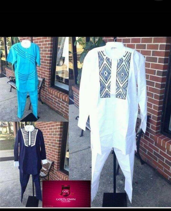 Trendy traditional wears